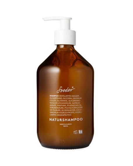 Orange Blossom Natural Shampoo, 16.9 oz./ 500 mL