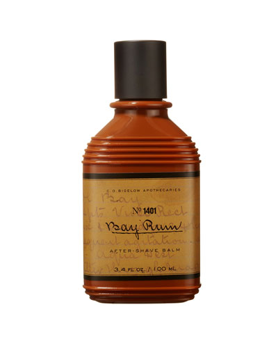 Bay Rum Aftershave Balm  3.4 oz./ 100 mL