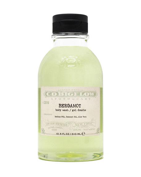 Bergamot Body Wash, 10.5 oz./ 310 mL