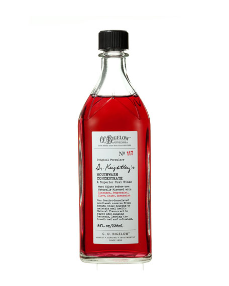 C.O. Bigelow Dr. Keightley's Mouthwash Concentrate, 8 oz./