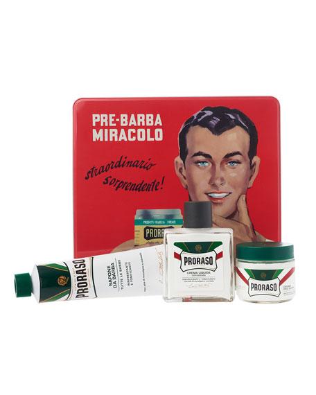 Proraso Vintage Gino Tin Refreshing and Toning Formula