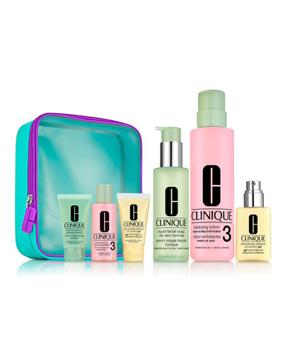 Limited Edition Great Skin Everywhere: 3-Step Skin Care Set For Oily Skin ($94.50 Value)
