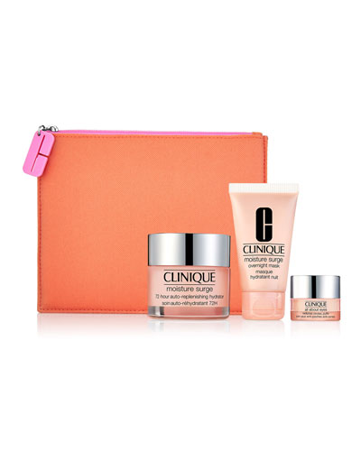 Limited Edition Moisture Favourites: Moisture Surge Skin Care Set ($65 Value)