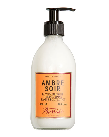 Ambre Soir Hand and Body Lotion, 10 oz./ 300 mL