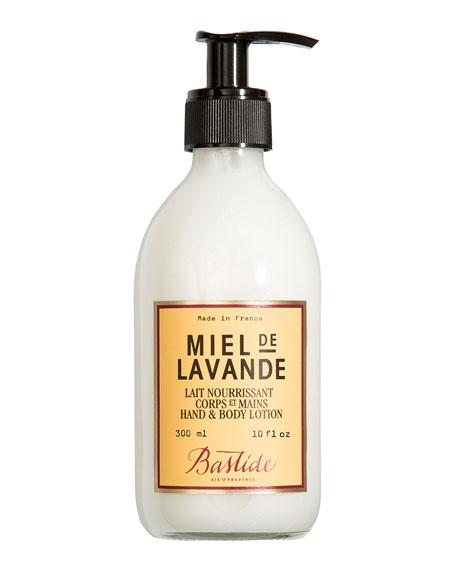 Miel de Lavande Hand & Body Lotion, 10 oz./ 300 mL