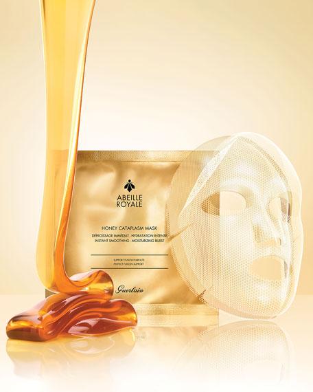 Abeille Royale 2019 Honey Cataplasm Mask x 4