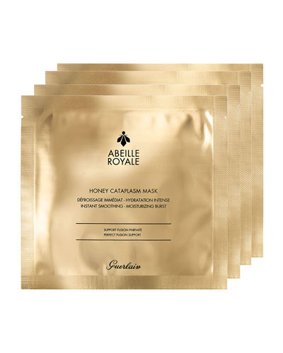 Abeille Royale 2019 Honey Cataplasm Mask x 4