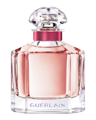Mon Guerlain Bloom of Rose Eau de Toilette Spray  3.4 oz./ 100 mL