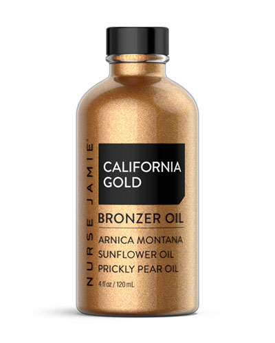 California Gold Bronzer Oil  30 mL