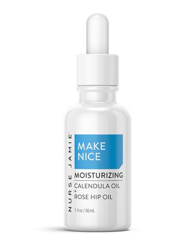 Make Nice Moisturizing Oil  30 mL