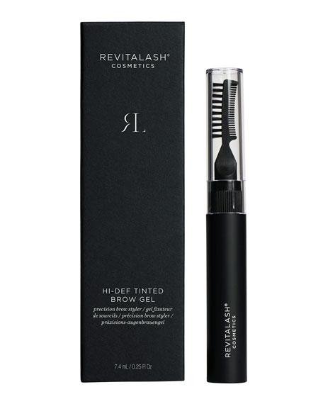 RevitaLash Hi-Def Tinted Brow Gel, 7.4 mL