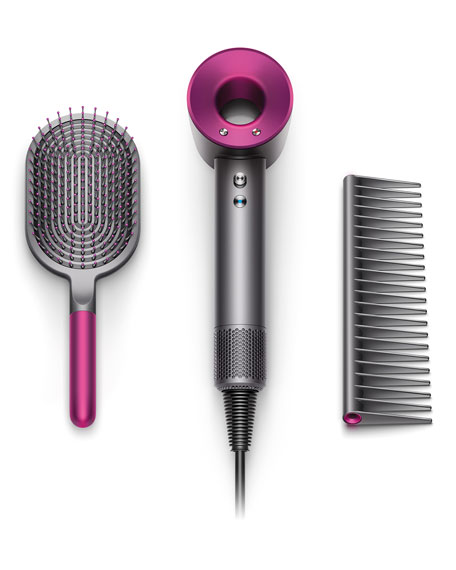 Dyson Supersonic&#153 Hair Dryer &#150 Special Edition Gift Set w/ Paddle Brush & Comb