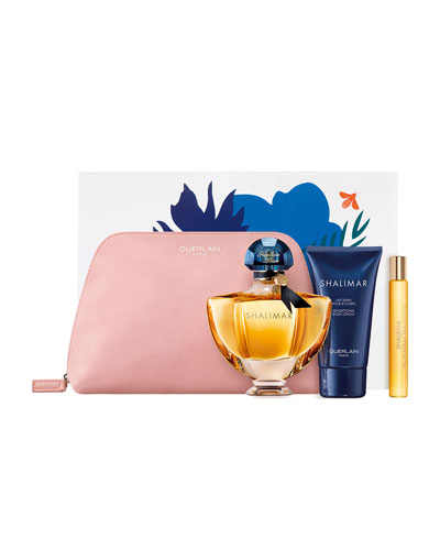 Shalimar Eau de Parfum 4-Piece Set ($186 Value)