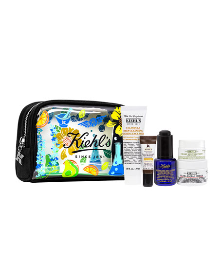 Kiehl's Since 1851 Healthy Skin Starter Kit