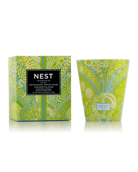 Nest Fragrances Coconut & Palm Scented Candle, 8.1