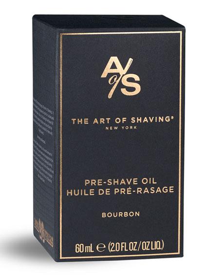 Bourbon Pre-Shave Oil, 2 oz./ 60 mL