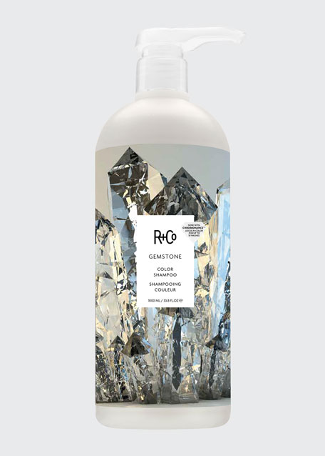 R+Co Gemstone Color Shampoo, 33.8 oz./ 1 L