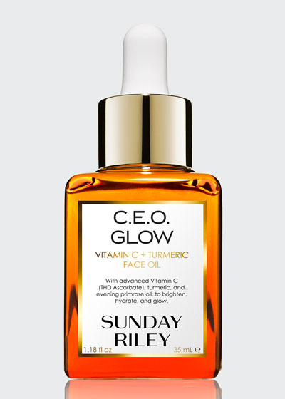 C.E.O. Glow Vitamin C + Turmeric Face Oil  35 mL