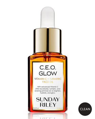 C.E.O. Glow Vitamin C + Turmeric Face Oil  15 mL
