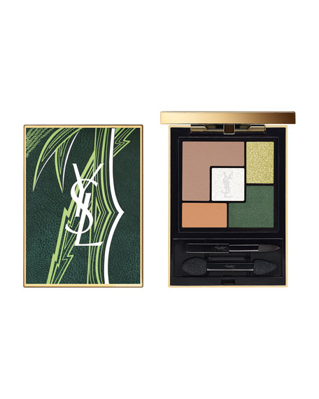 Yves Saint Laurent Beaute Luxuriant Haven Couture Eye