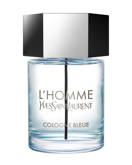 L'Homme Cologne Bleue Eau de Toilette, 3.3 oz./ 100 mL