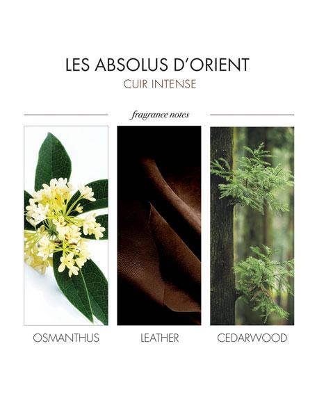 Absolus D'Orient Cuir Intense Eau de Parfum, 4.2 oz.