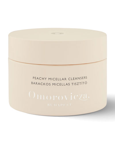 Peachy Micellar Cleansers  60 Pads