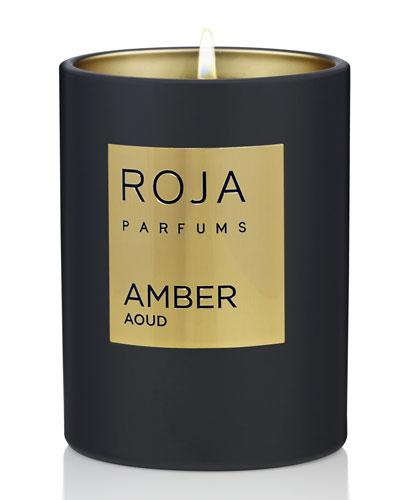 Amber Aoud Candle  7.8 oz./ 220 g