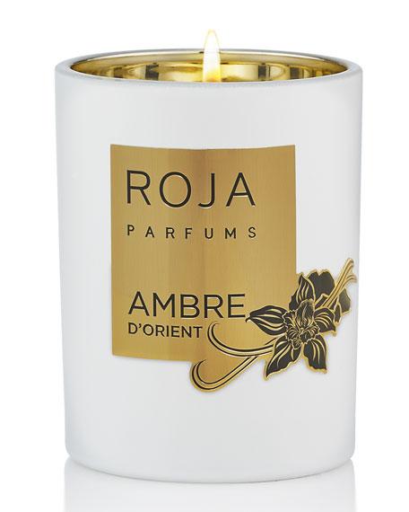 Ambre D'Orient Candle, 7.8 oz./ 220 g