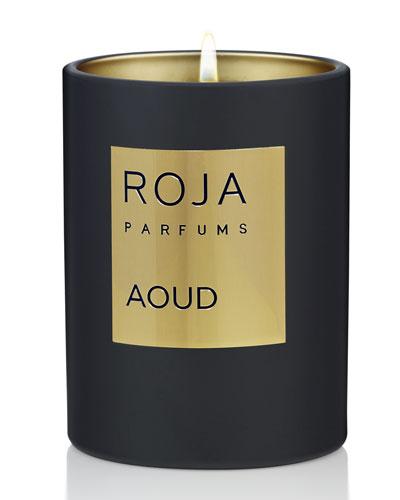 Aoud Candle  7.8 oz./ 220 g