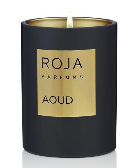 Aoud Candle, 7.8 oz./ 220 g