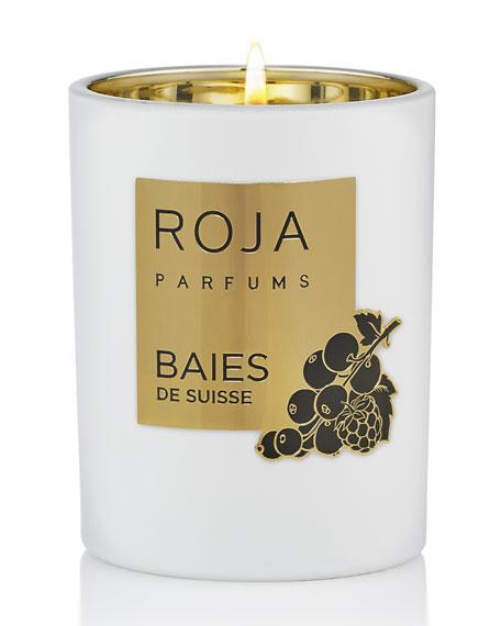 Baies De Suisse Candle, 7.8 oz./ 220 g