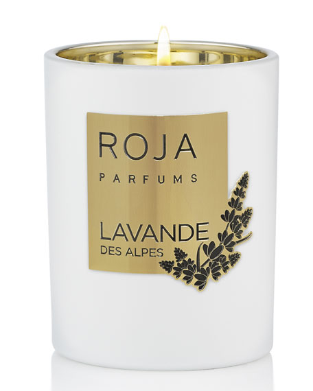 Lavande Des Alpes Candle, 7.8 oz./ 220 g