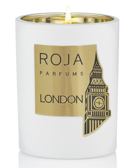 London Candle, 7.8 oz./ 220 g