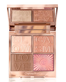 Limited Edition Glowgasm Face Palette by Charlotte Tilbury