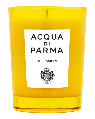 Oh L'Amore Candle  6.7 oz./ 200 g