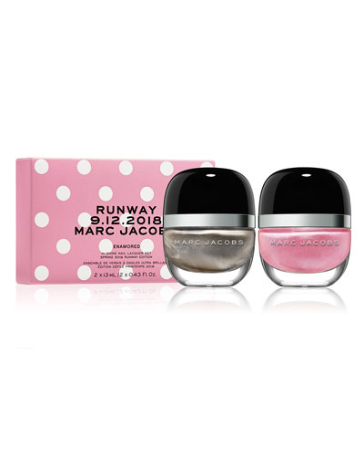 Enamored Hi-Shine Nail Lacquer Set – Spring Runway Edition