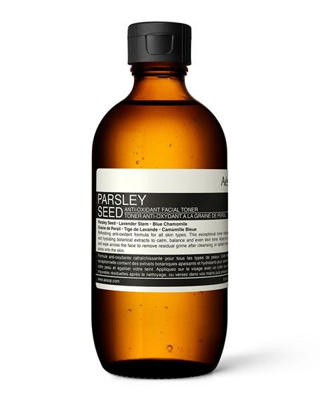 Parsley Seed Anti-Oxidant Facial Toner, 6.7 oz./ 200 mL