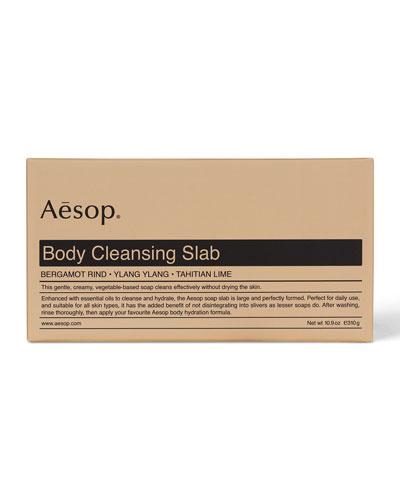 Body Cleansing Slab  10.9 oz./ 310 g