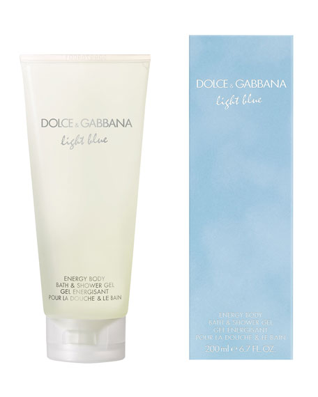 Light Blue Eau de Toilette Shower Gel, 6.7 oz. / 200 mL