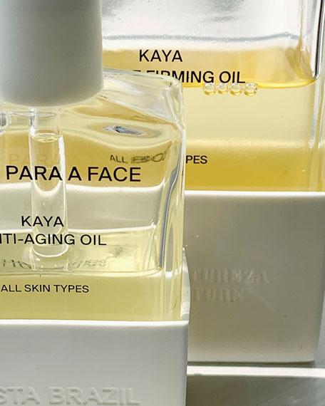 Oleo Para a Face - Kaya Anti-Aging Face Oil, 1 oz./ 30 mL