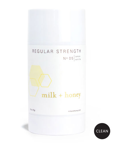 Regular Strength Deodorant No.05 (Lemon, Vanilla), 2.6 oz / 75g