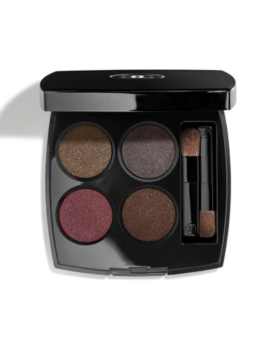 <b>LES 4 OMBRES</b><br>Limited Edition Fall-Winter Multi-Effect Quadra Eyeshadow