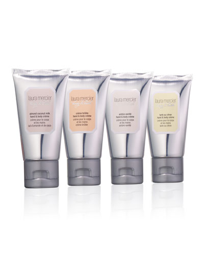 Tres RicheHand & Body Crème Collection