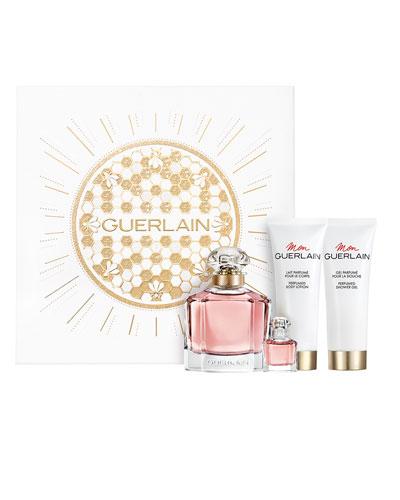 Mon Guerlain Eau de Parfum 3.4 oz. Holiday Gift Set ($180 Value)