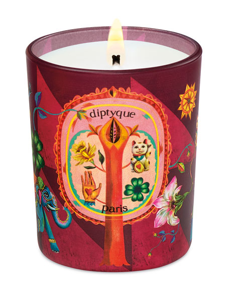 Lucky Flower Candle, 2.4 oz. / 70 g
