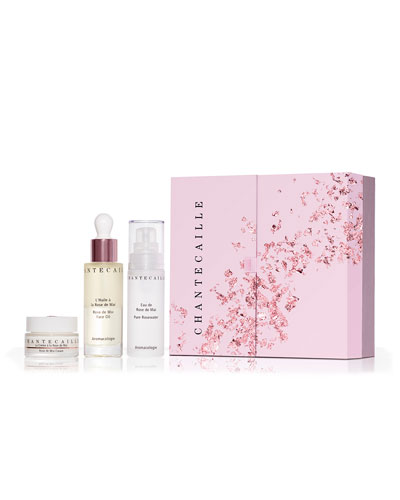 Radiance Brightening Essentials: Rose