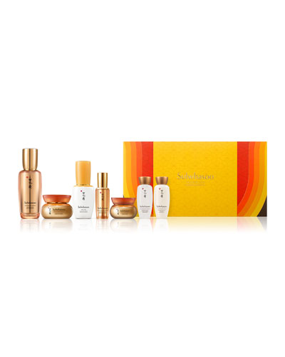 Concentrated Ginseng Renewing Anti-Aging Set