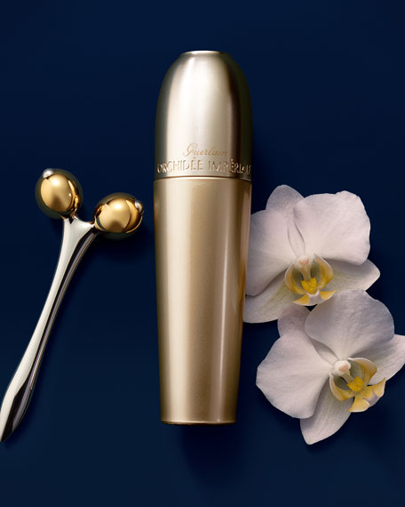 Exclusive Orchidee Imperiale Facial Lymphatic Massage Roller