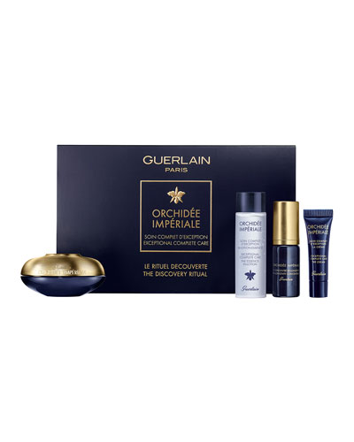 Orchidee Imperiale Anti-Aging Skincare Discovery Value Set ($398 Value)